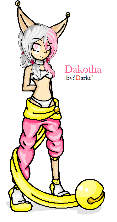Dakotha by Rarur0ck