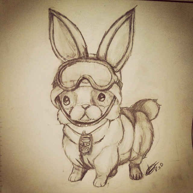 Rescue Rabbit by Rarur0ck