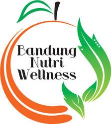 Logo Bandung Nutri Wellness by Fadey Jevera