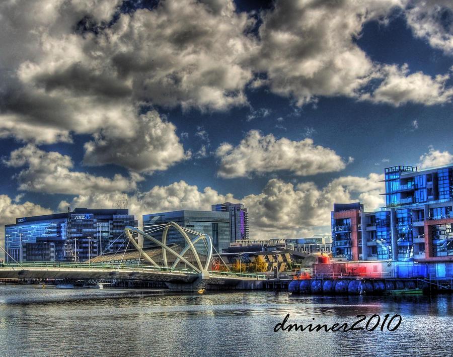 City Melbourne 2 by DanielleMiner