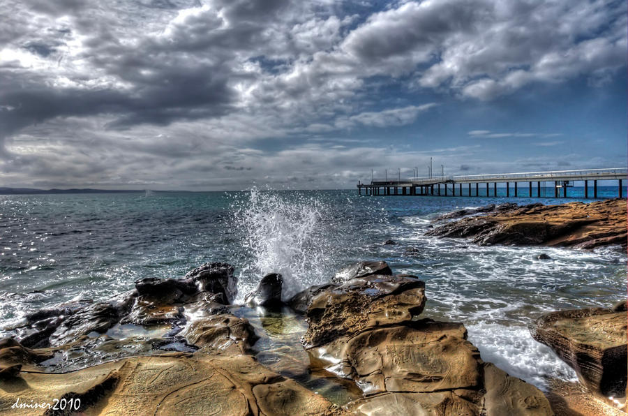 Lorne HDR by DanielleMiner