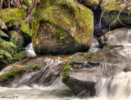 Waterfalls- Marysville by daniellepowell82