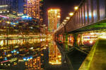 Crown Night HDR by daniellepowell82