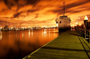 Williamstown Night by daniellepowell82