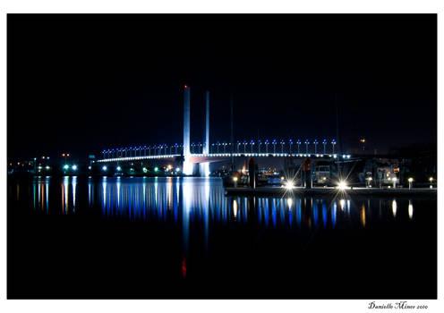 Night: Bolte Bridge