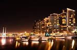 Docklands Marina HDR