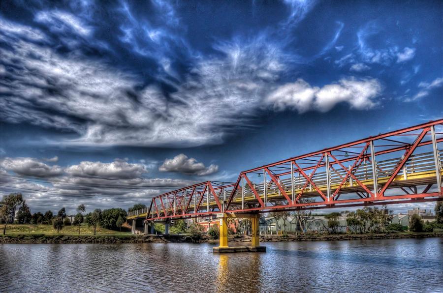 Maribyrnong River Melbourne by DanielleMiner