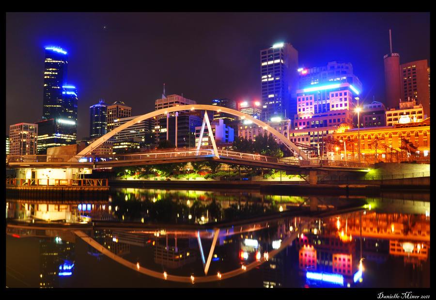 Melbourne Australia by DanielleMiner