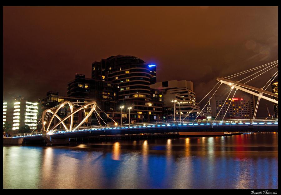 Yarra Promenade Bridge