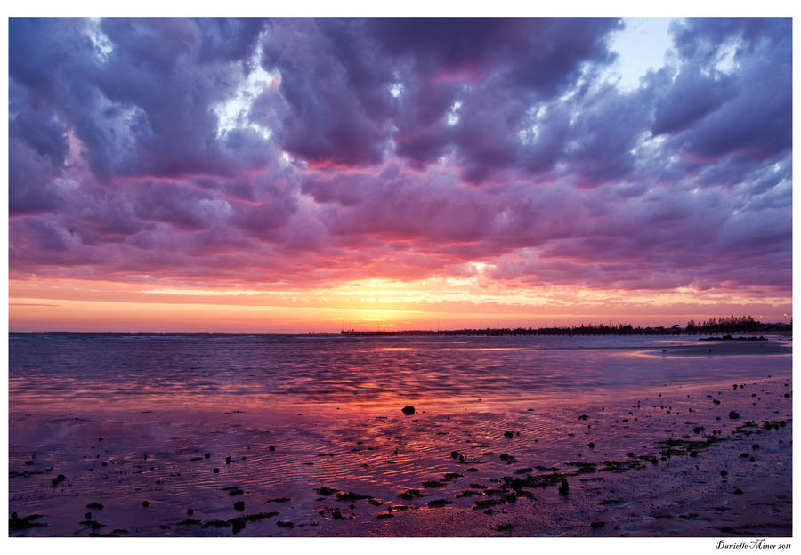 Altona Sunset 2 by DanielleMiner