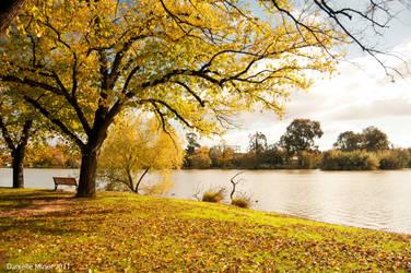 Lake Weeroona by daniellepowell82