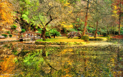 Alfred Nicholas Gardens HDR by daniellepowell82