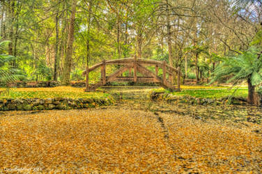Alfred Nicholas Gardens HDR 3 by daniellepowell82