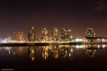 Dockland Reflections