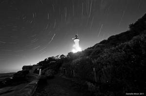 Point Lonsdale Star Trails
