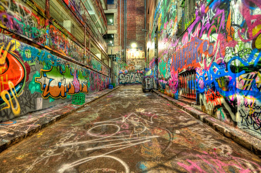 Hoiser Lane HDR