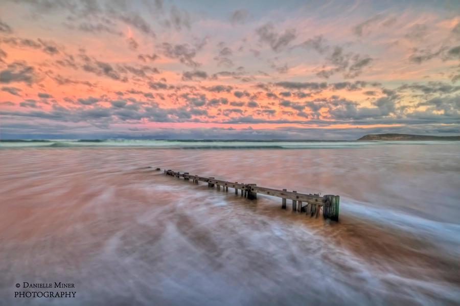 Ocean Grove Beach hdr by daniellepowell82 on DeviantArt
