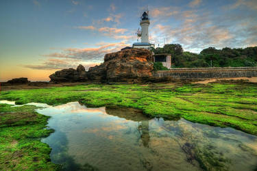 Point Lonsdale Lighthouse by daniellepowell82
