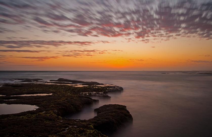 Thursdays Sunset by DanielleMiner