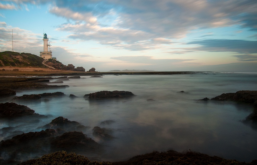 Point Lonsdale Lighthouse 2 by DanielleMiner