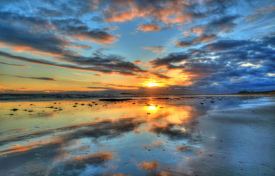 Sunset Reflections by DanielleMiner