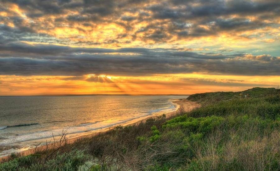 13th Beach by DanielleMiner