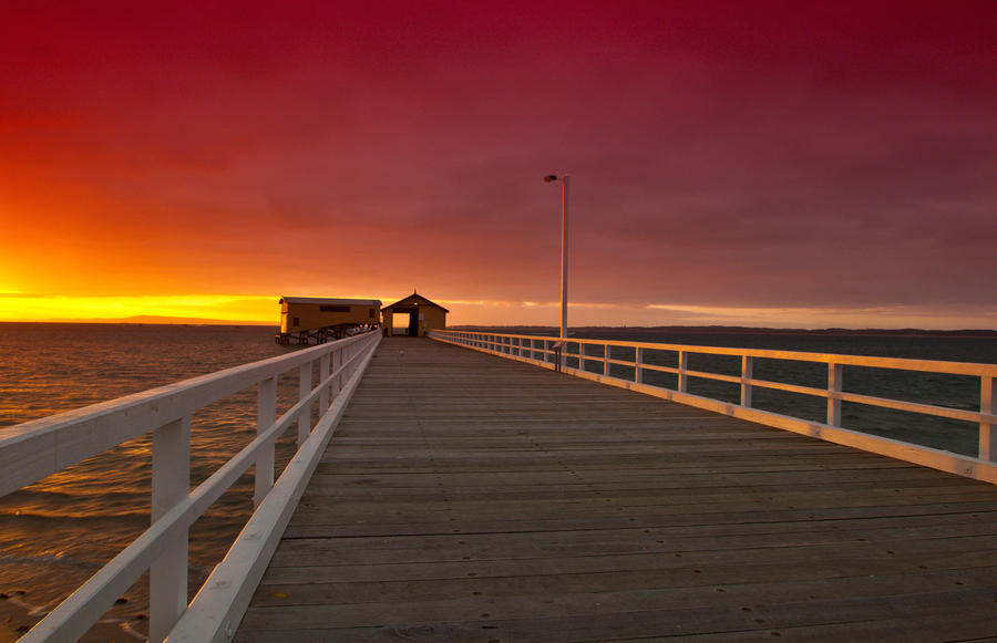 Queenscliff Sunrise by DanielleMiner