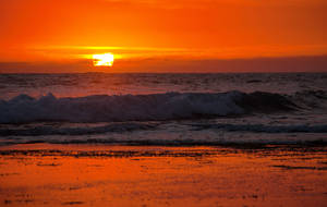 Point Lonsdale Sunset 3 by daniellepowell82