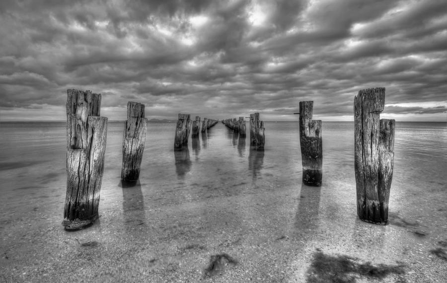 Clifton Springs BW by DanielleMiner