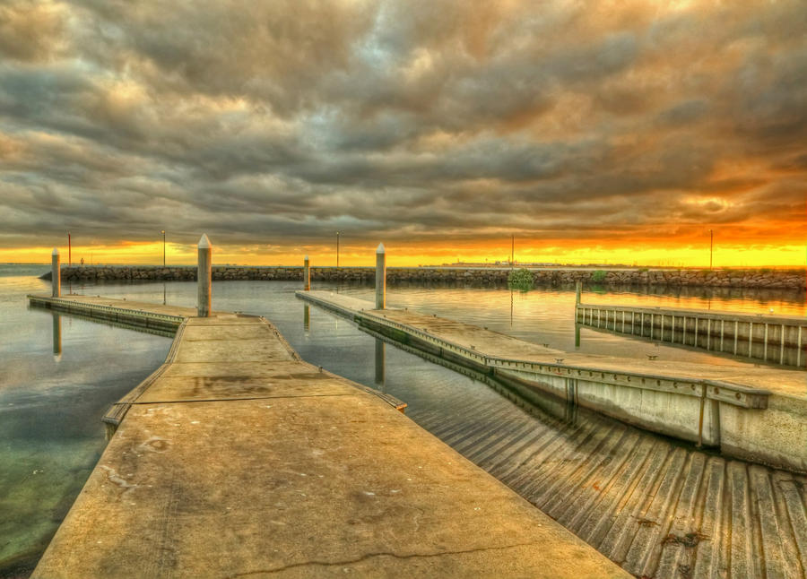 Limeburners Point HDR by DanielleMiner