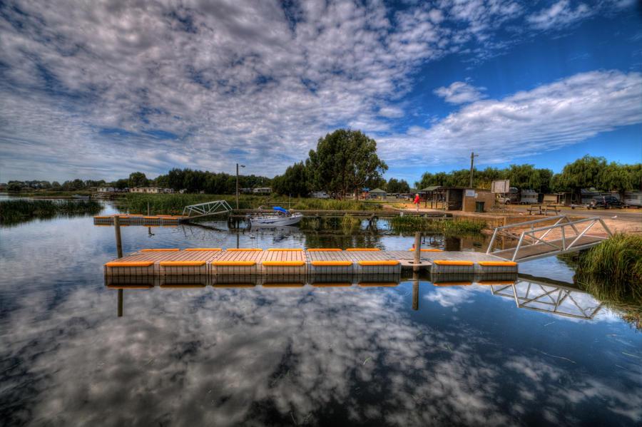Lake Purrumbete by DanielleMiner