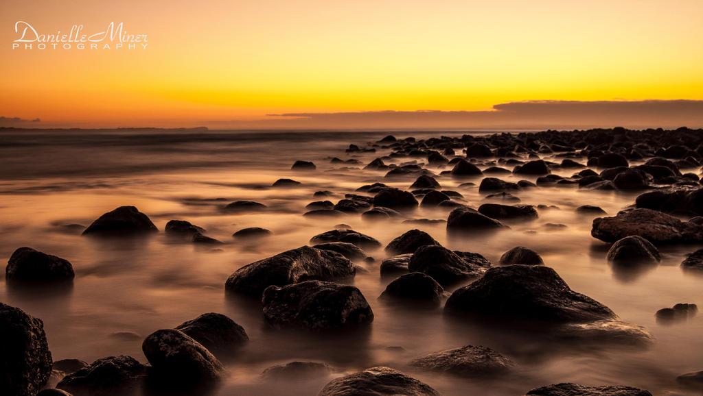 Breamlea Sunrise by DanielleMiner