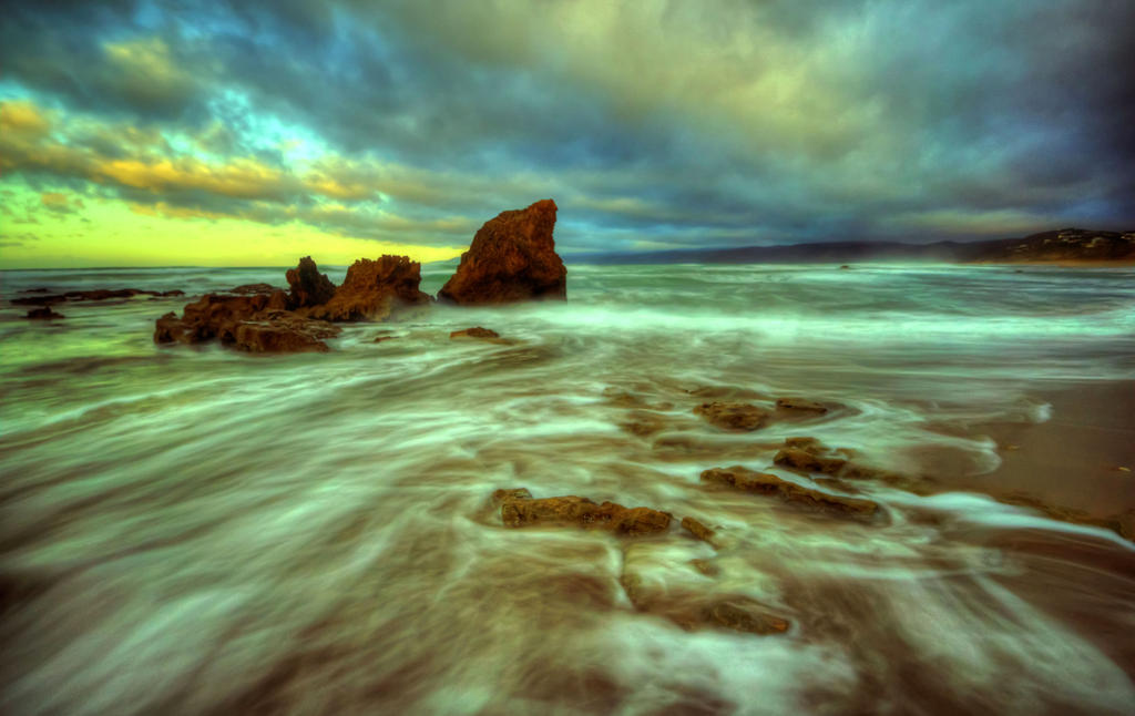 Aireys Inlet Sunrise by DanielleMiner