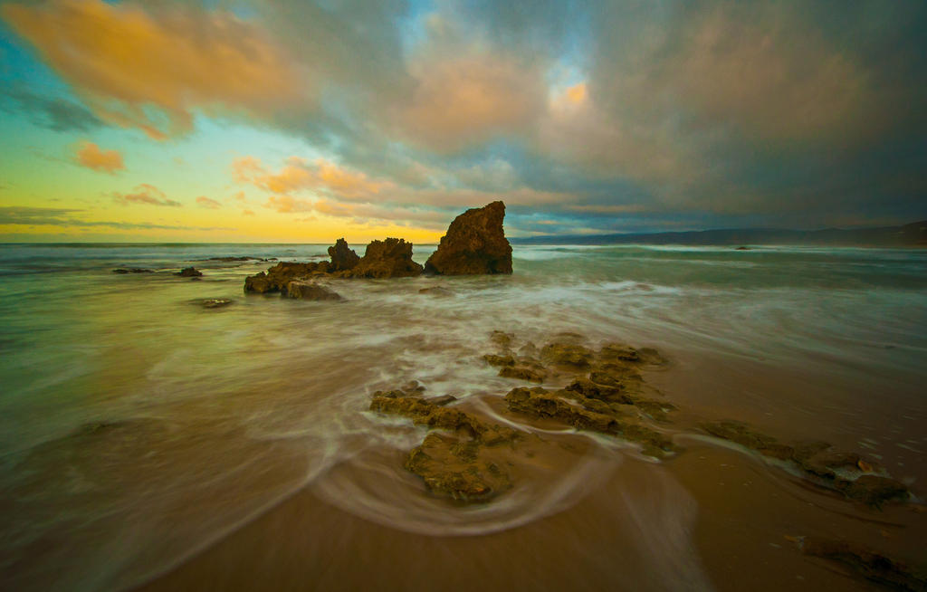 Aireys Inlet Sunrise 3 by DanielleMiner