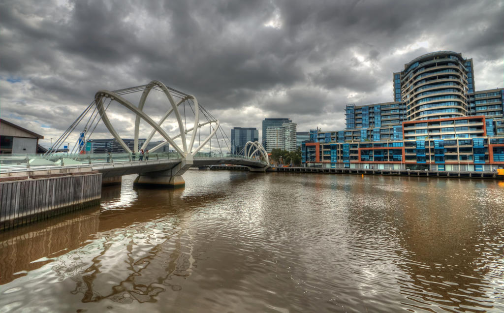 Seafarers Bridge by DanielleMiner