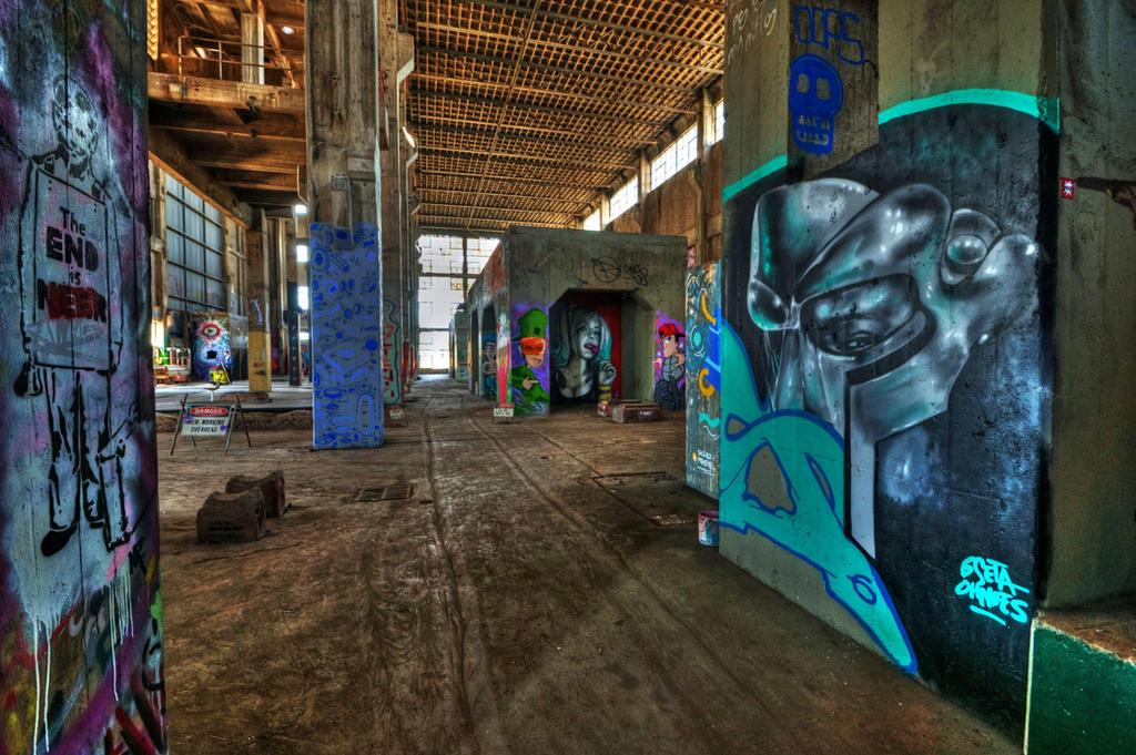 Powerhouse Geelong 2 by DanielleMiner