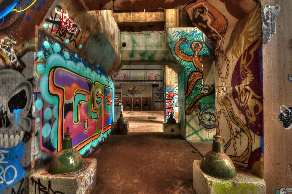 Powerhouse Geelong 3 by DanielleMiner