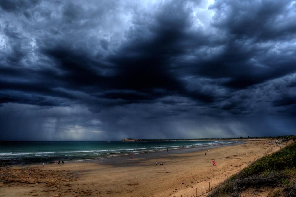 Ocean Grove Storm by daniellepowell82