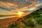 Ocean Grove Sunset
