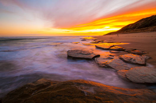 Point Lonsdale Sunset