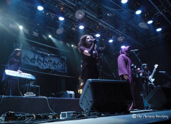 Redeemers Live Oct 2009 by Melancholic-Vision