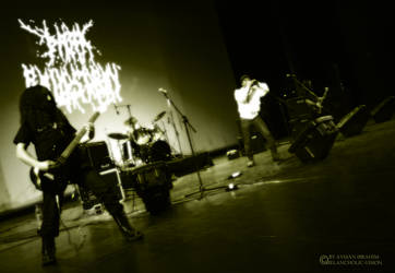 Dark Philosophy live 2 by Melancholic-Vision