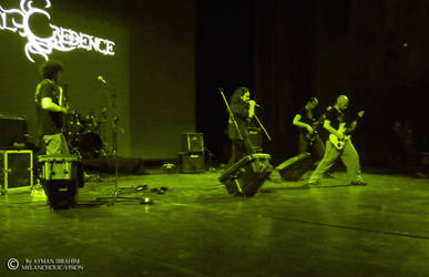 Ethereal Credence live by Melancholic-Vision