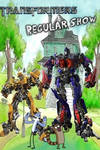 Regular Show/Transformers crossover!