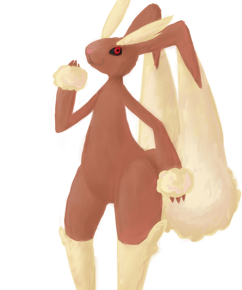 Lopunny by chelly-chan
