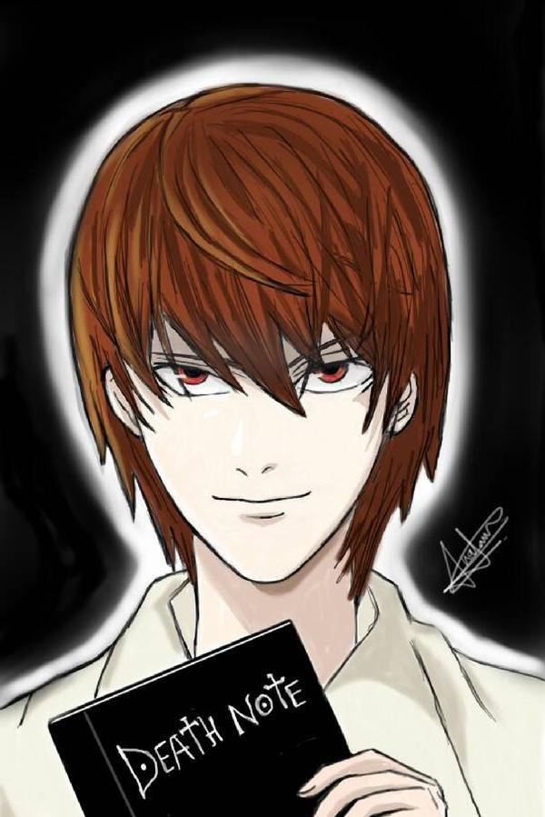 death note anime kira - photo #33