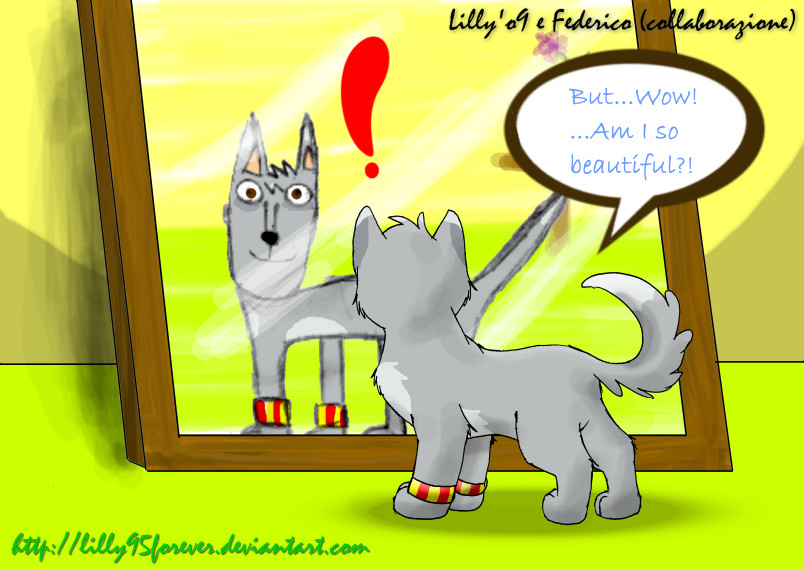 collaboration Lilly-Federico by LillayFran