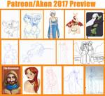 A-kon 2017 Preview by AngelaCross
