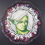 Solvien Doily Art by AngelaCross