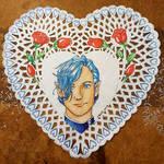 Valetrian Doily Art by AngelaCross
